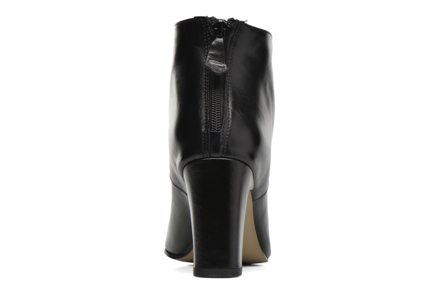 Ankle boots Elizabeth Stuart Gilou 556 Black view from the right