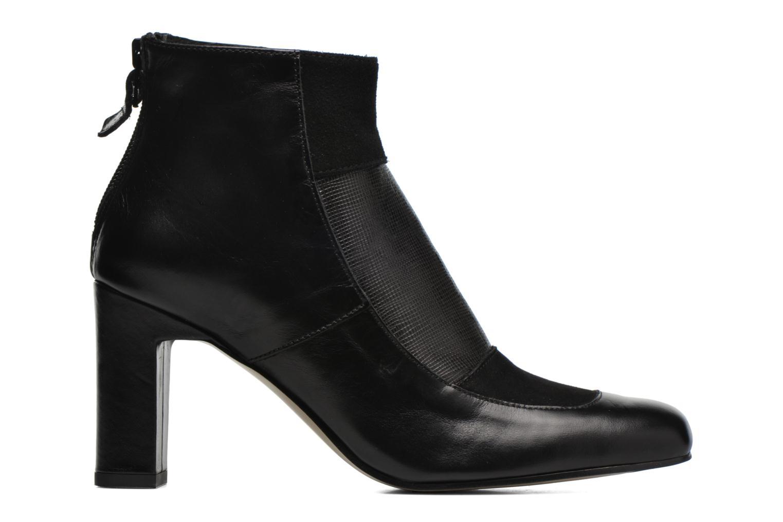 Ankle boots Elizabeth Stuart Gilou 556 Black back view