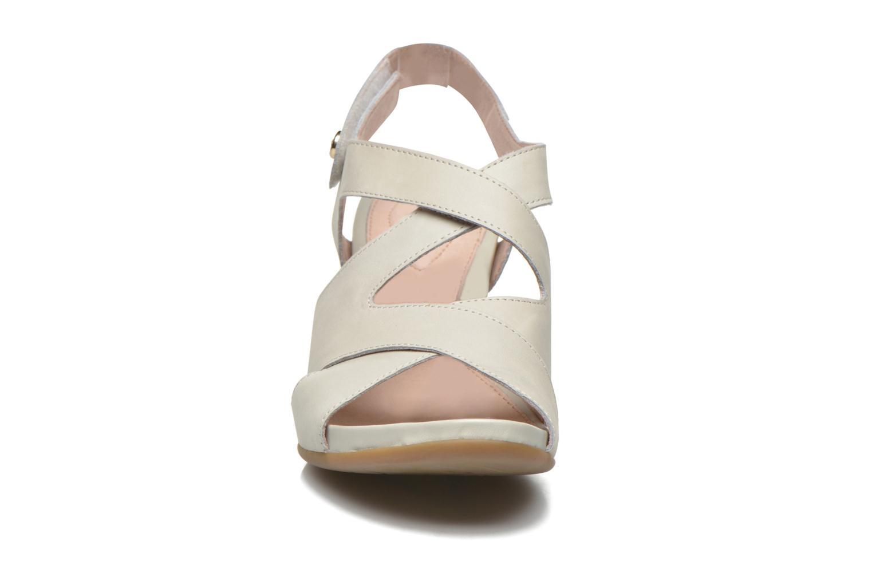 Sandali e scarpe aperte Stonefly Athena 25 Grigio modello indossato
