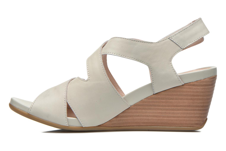 Sandales et nu-pieds Stonefly Athena 25 Gris vue face