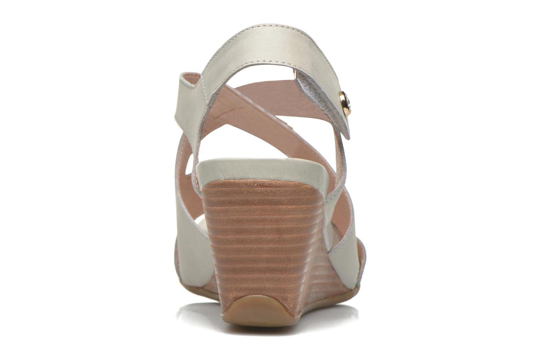 Sandales et nu-pieds Stonefly Athena 25 Gris vue droite