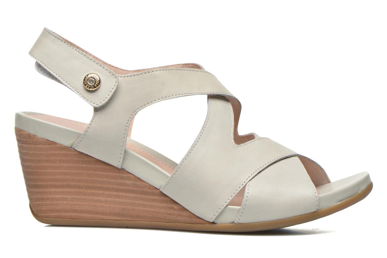 Sandales et nu-pieds Stonefly Athena 25 Gris vue derrière