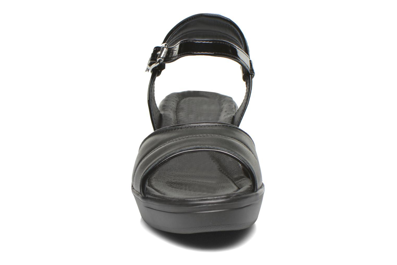 Sandals Stonefly Tess 1 Goat Black model view