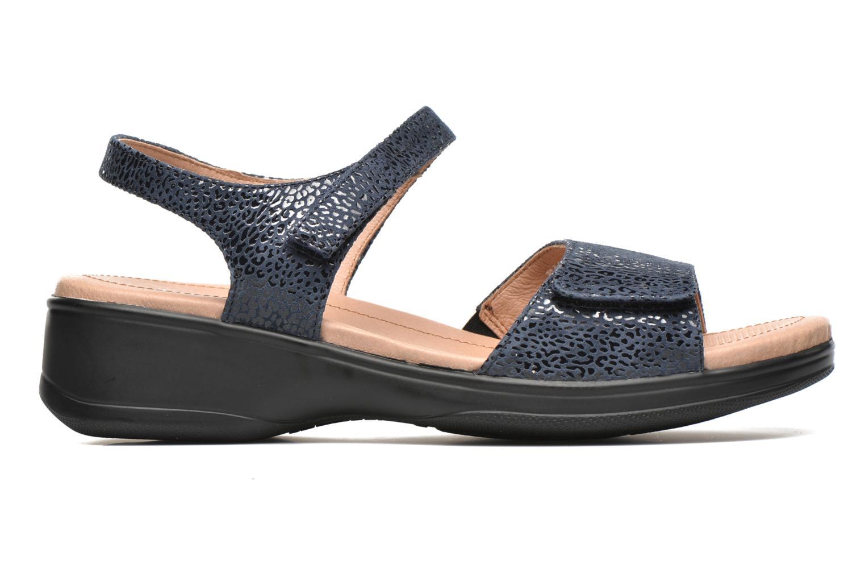 Sandales et nu-pieds Stonefly Aqua II 7 Goat Bleu vue derrière
