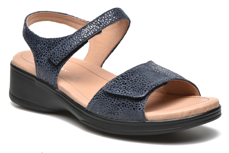 Sandales et nu-pieds Stonefly Aqua II 7 Goat Bleu vue détail/paire