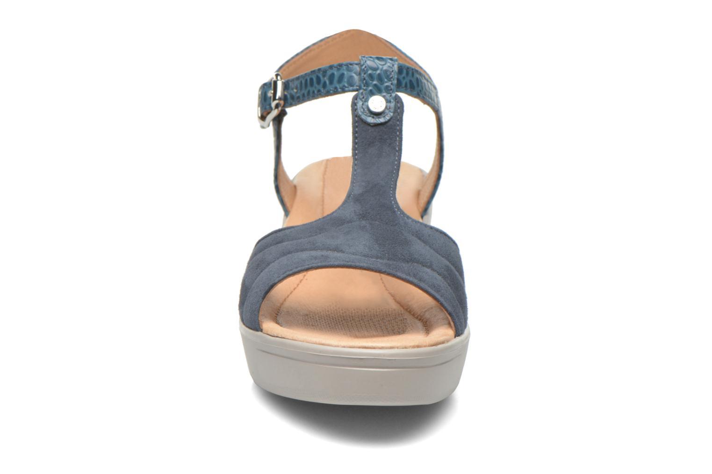 Sandalias Stonefly Tess 9 Azul vista del modelo