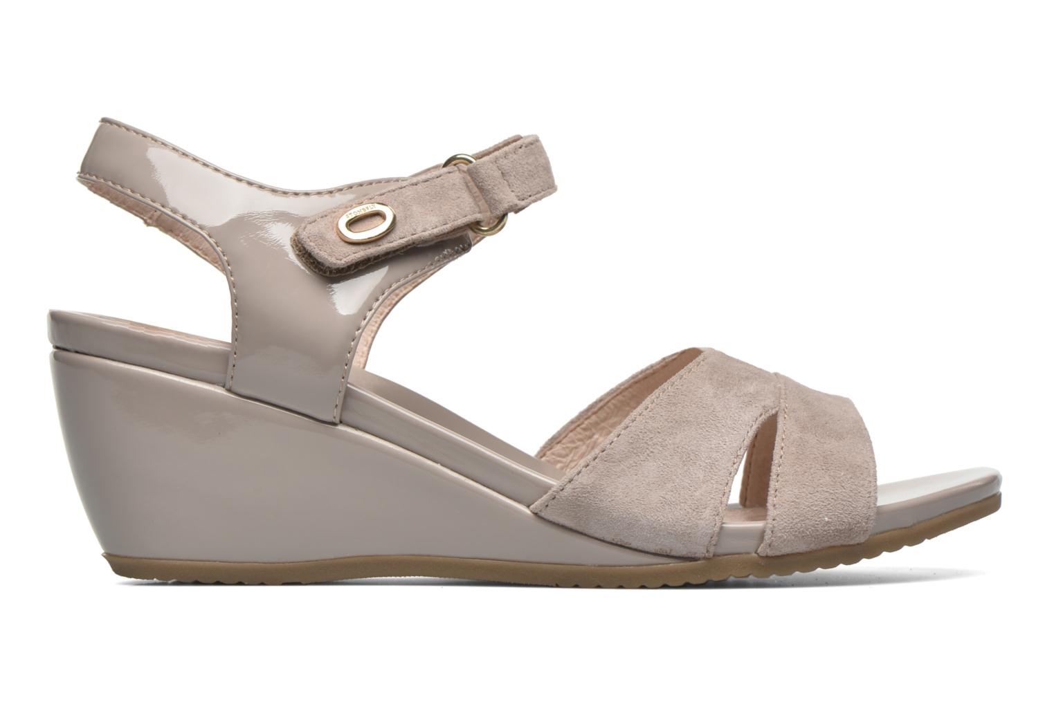 Sandals Stonefly Sweet II 27 Beige back view