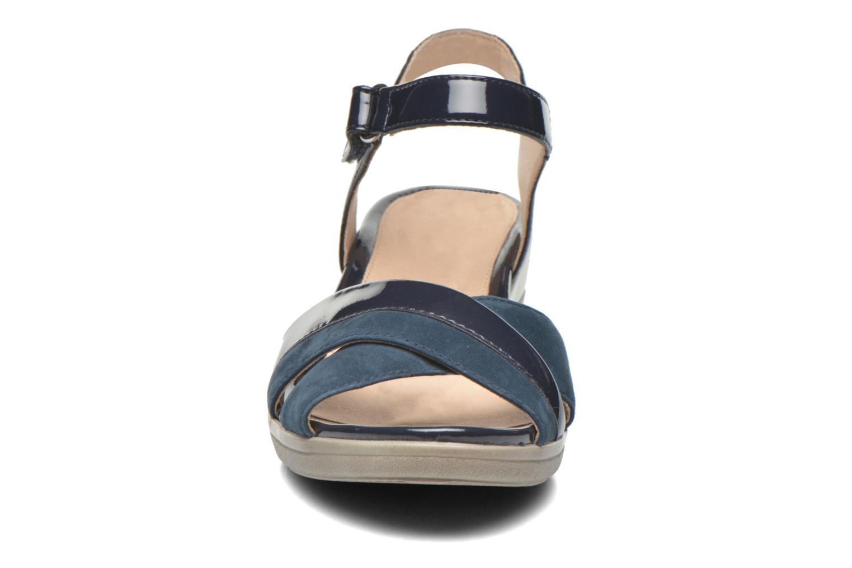 Sandals Stonefly Vanity III 3 Go Blue model view