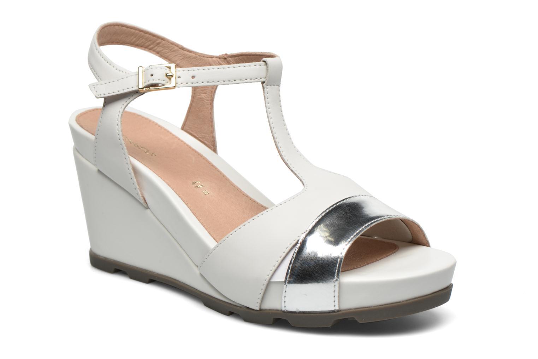Anita 3 White/silver