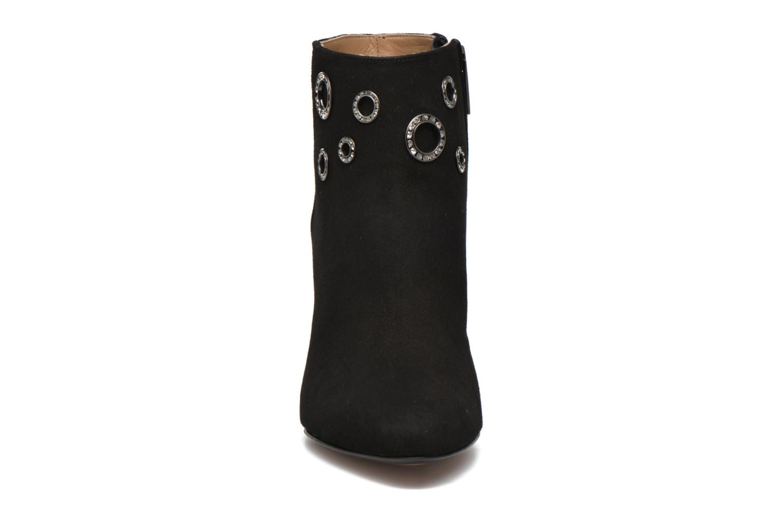 Ankle boots Sonia Rykiel Bottine Strassée Black model view