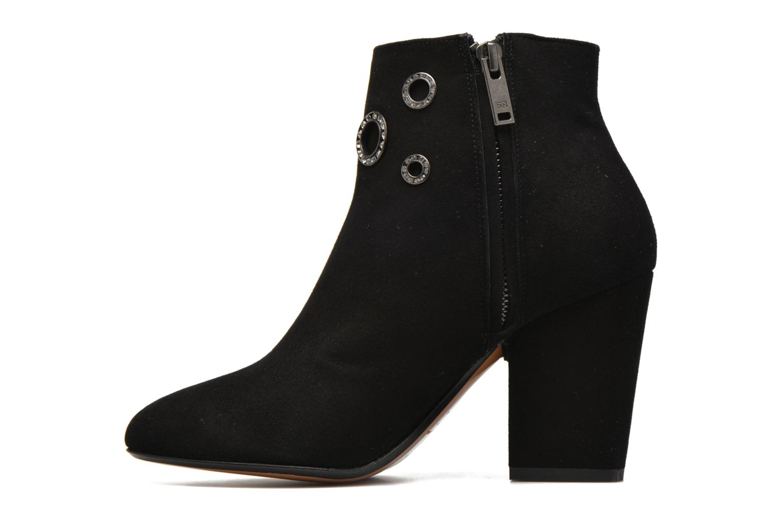 Bottines et boots Sonia Rykiel Bottine Strassée Noir vue face