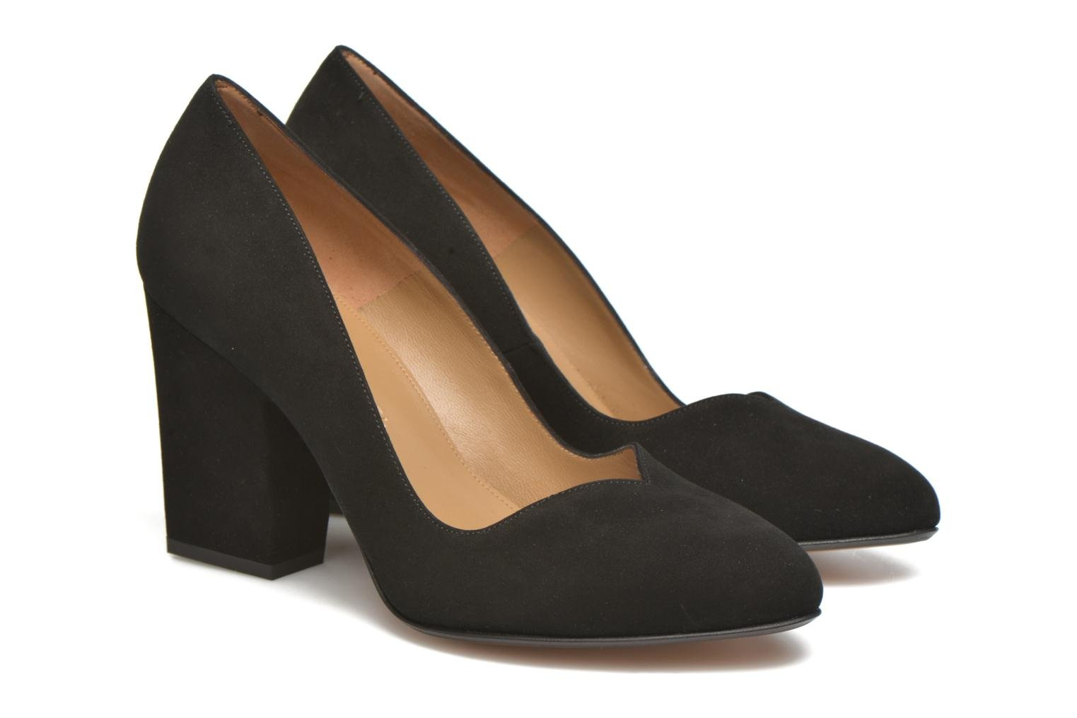 High heels Sonia Rykiel Pump Black 3/4 view