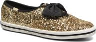 Ch Laceless Kate Spade Tuxedo Bow Glitter