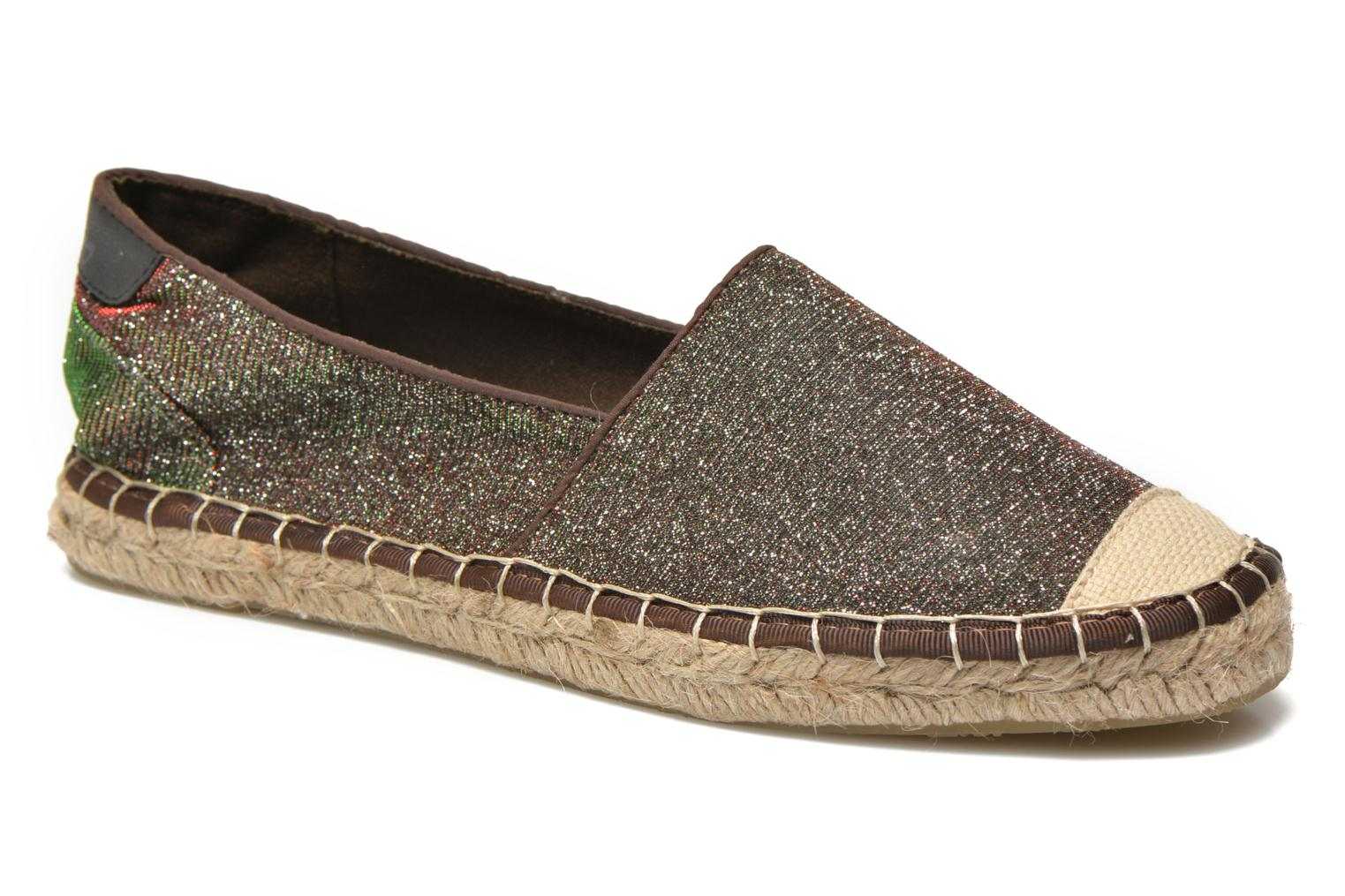 Espadrilles Mustang shoes Tatiana Multicolor detailed view/ Pair view