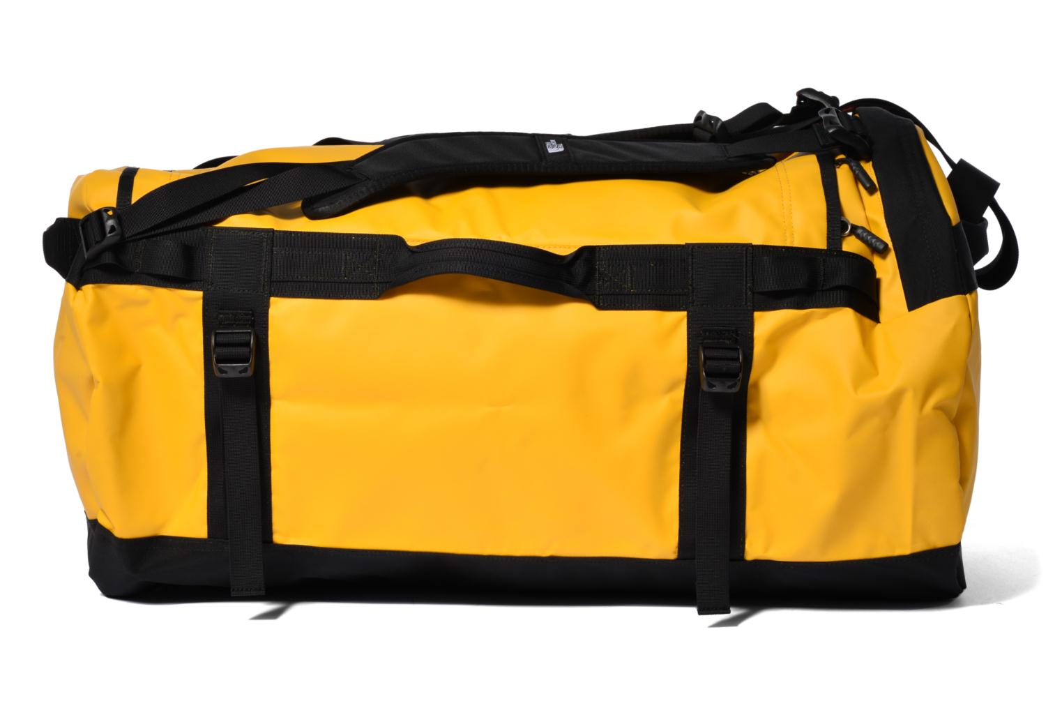 Bagages The North Face BASE CAMP - L Jaune vue face