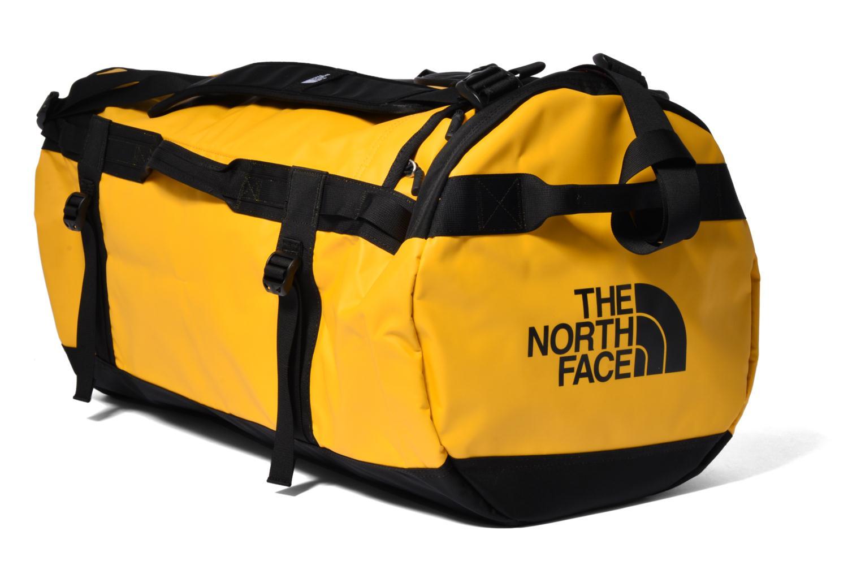 Bagages The North Face BASE CAMP - L Jaune vue droite