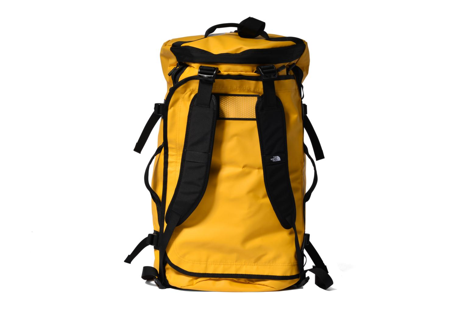 BASE CAMP DUFFEL - L Summit Gold/TNF Black