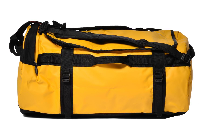 Bagages The North Face BASE CAMP - L Jaune vue détail/paire