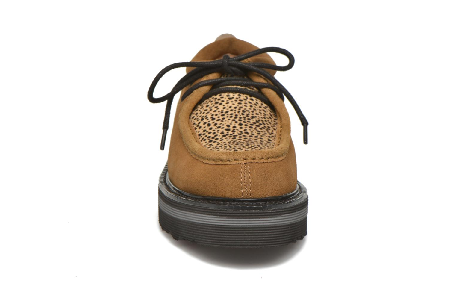 Blow Mike Suede / Pony Linx Camel / Natural