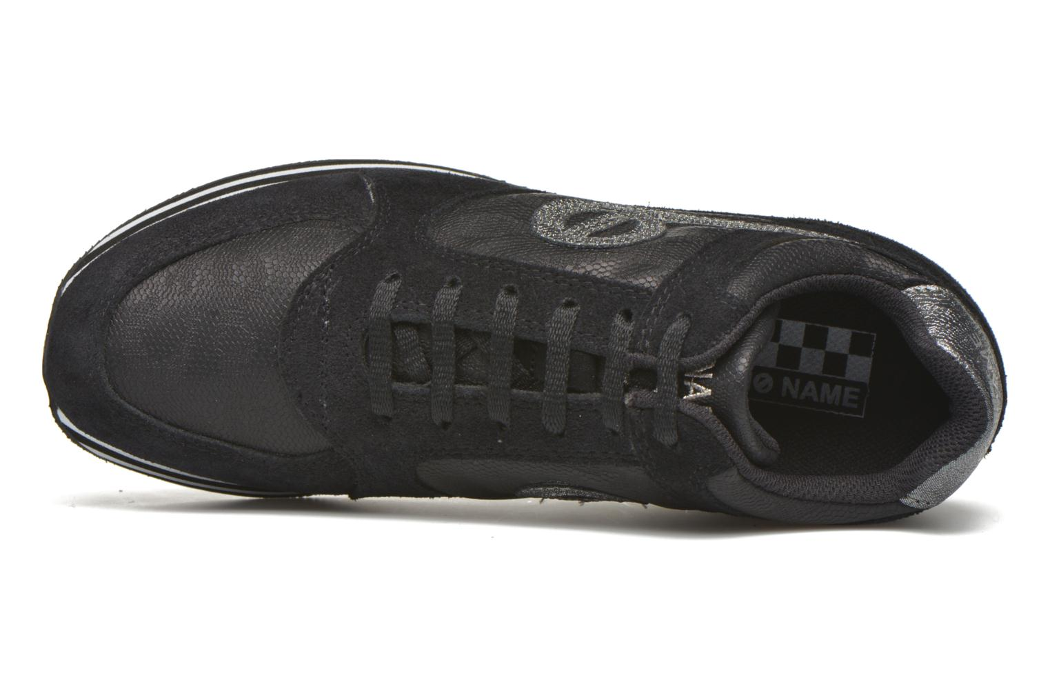 Trainers No Name Parko Jogger Split / Skin Black view from the left