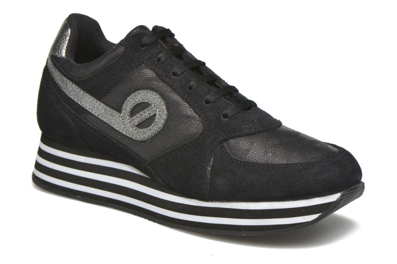 Sneaker No Name Parko Jogger Split / Skin schwarz detaillierte ansicht/modell