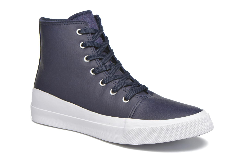 Sneaker Converse All Star Quantum Hi blau detaillierte ansicht/modell