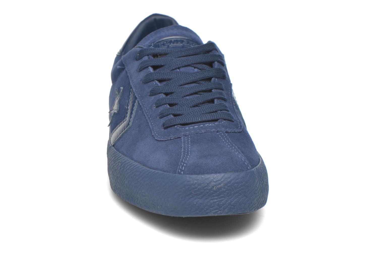 Baskets Converse Break Point Mono Suede Ox Bleu vue portées chaussures