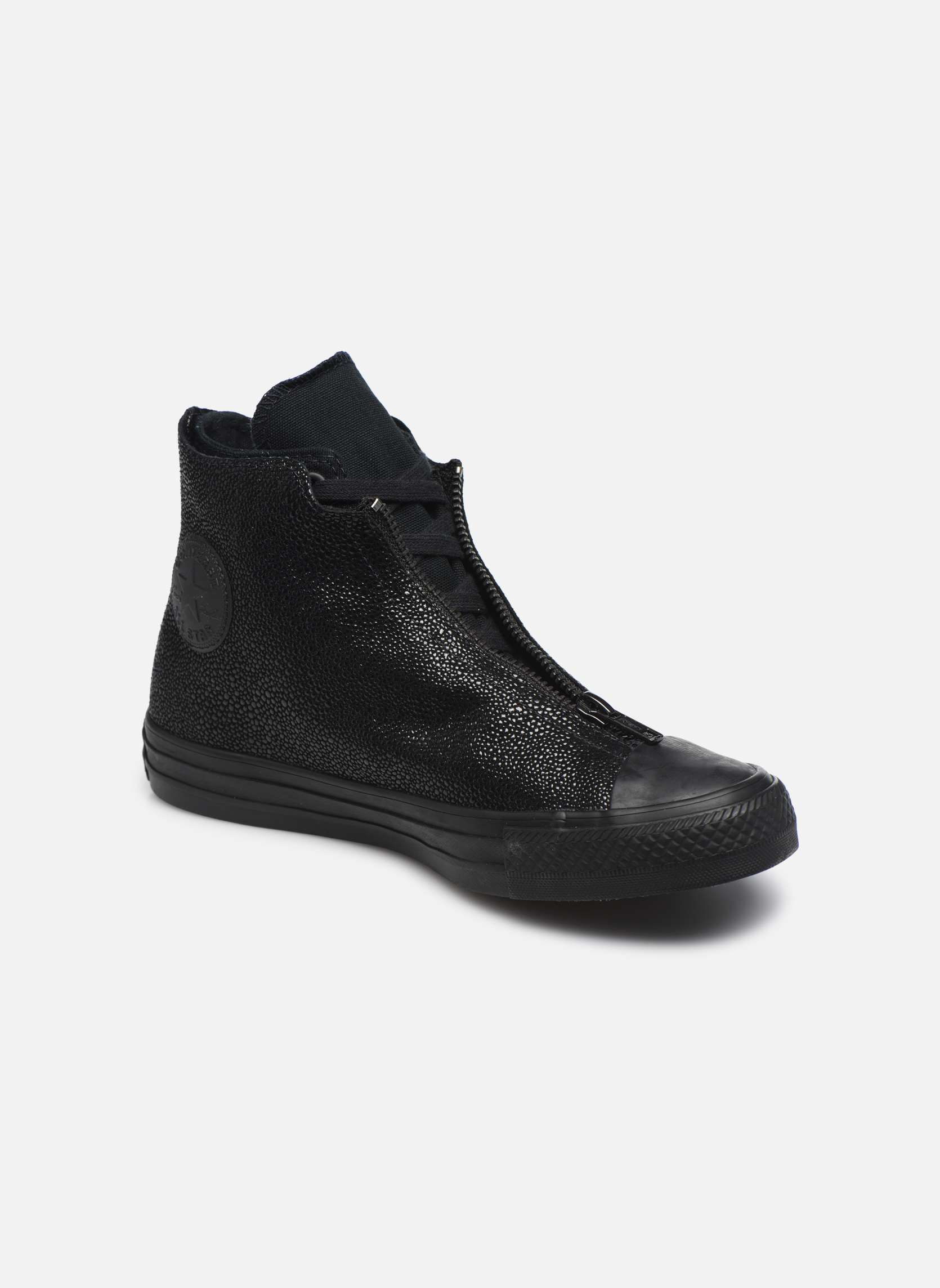 Trainers Converse Ctas Classic Shroud Hi Black detailed view/ Pair view
