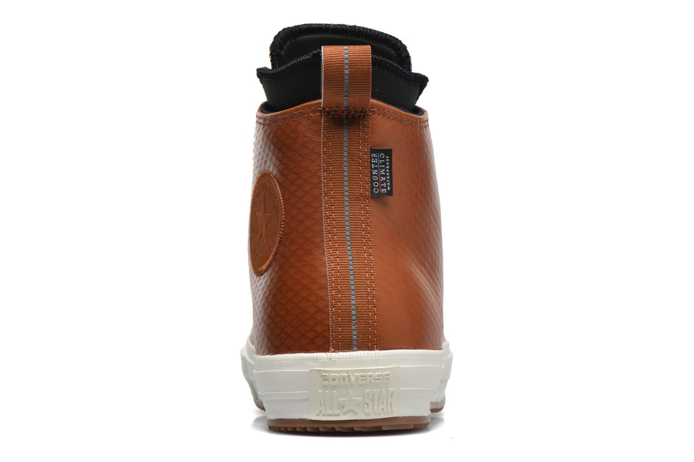 Sneaker Converse Ctas II Boot Hi M braun ansicht von rechts
