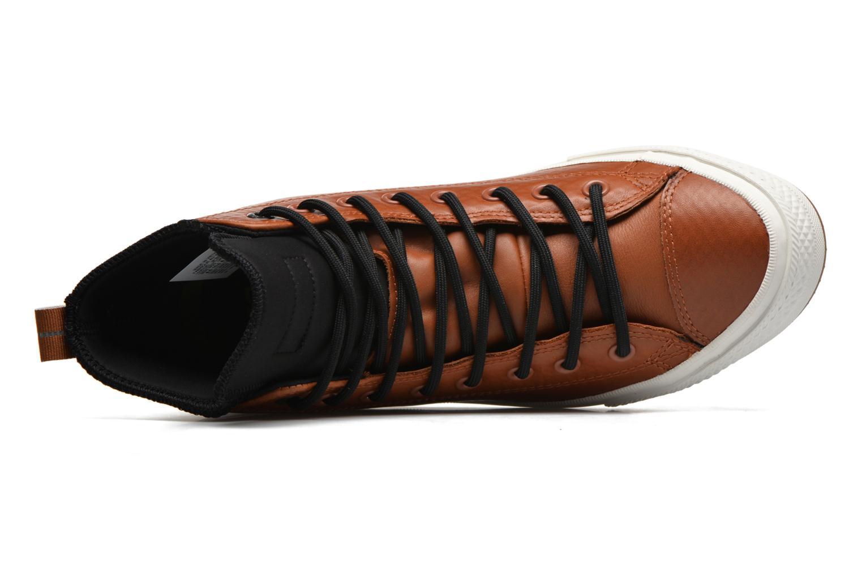 Sneaker Converse Ctas II Boot Hi M braun ansicht von links