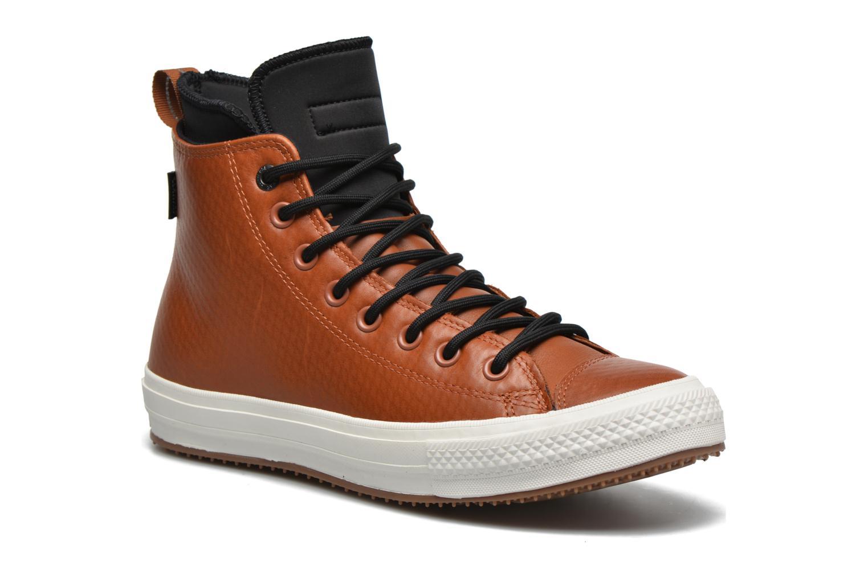 Baskets Converse Ctas II Boot Hi M Marron vue détail/paire