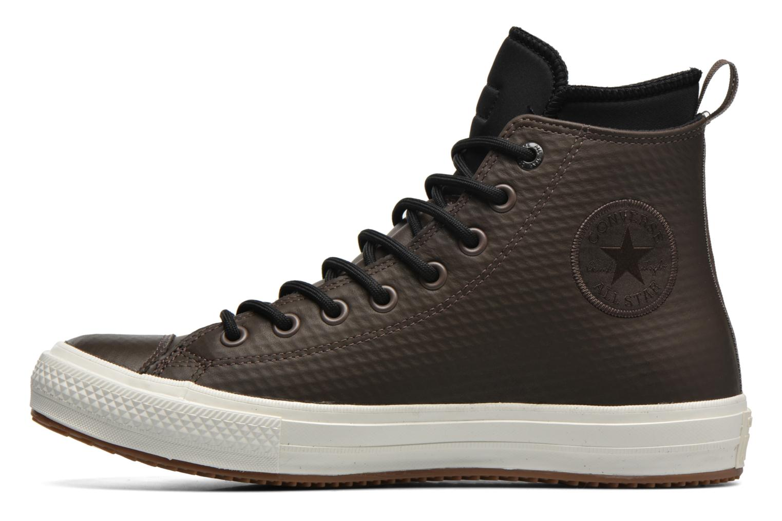 Baskets Converse Ctas II Boot Hi M Marron vue face