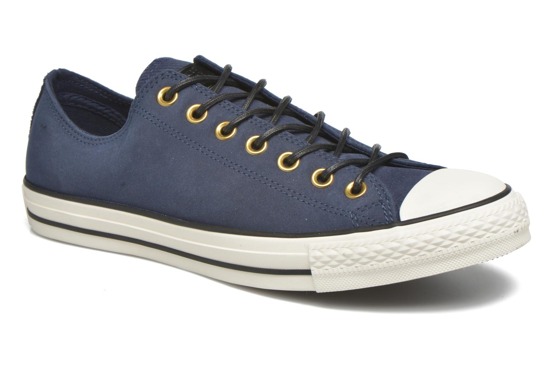 Sneaker Converse Ctas Ox Lthr M blau detaillierte ansicht/modell