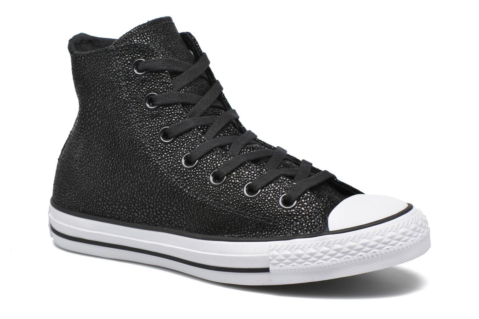 Ctas Stingray Metallic Hi Blackblack