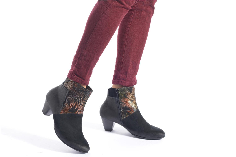 Stiefeletten & Boots Think! Fania 87211 schwarz ansicht von unten / tasche getragen