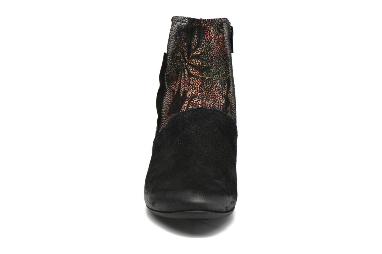 Stiefeletten & Boots Think! Fania 87211 schwarz schuhe getragen