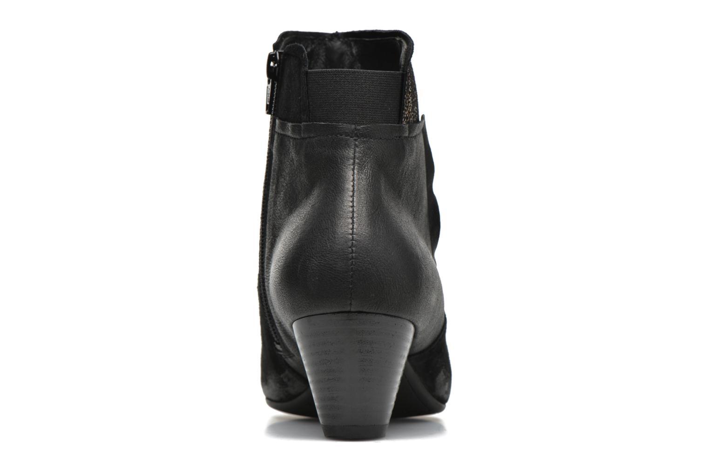 Stiefeletten & Boots Think! Fania 87211 schwarz ansicht von rechts