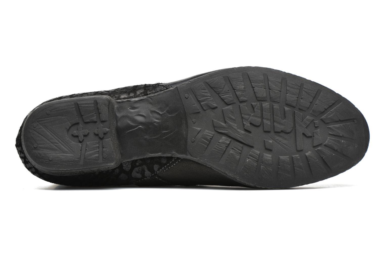 Stiefeletten & Boots Think! Ebbs 87132 schwarz ansicht von oben
