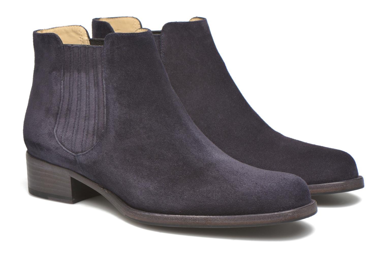 Stiefeletten & Boots Free Lance Legend 4 boot elast blau 3 von 4 ansichten