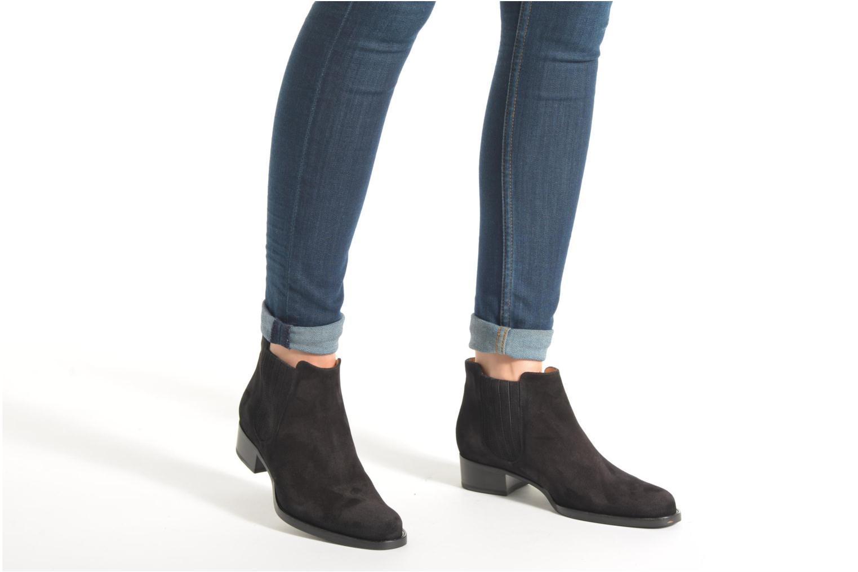 Stiefeletten & Boots Free Lance Legend 4 boot elast blau ansicht von unten / tasche getragen