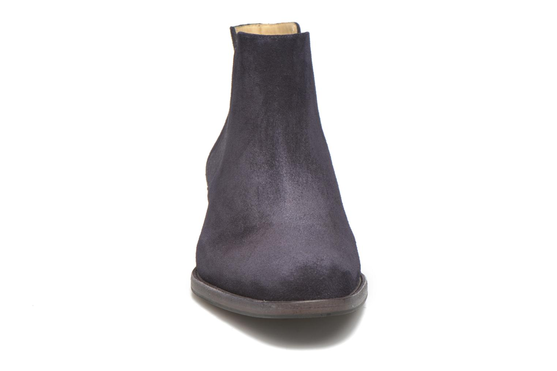 Stiefeletten & Boots Free Lance Legend 4 boot elast blau schuhe getragen