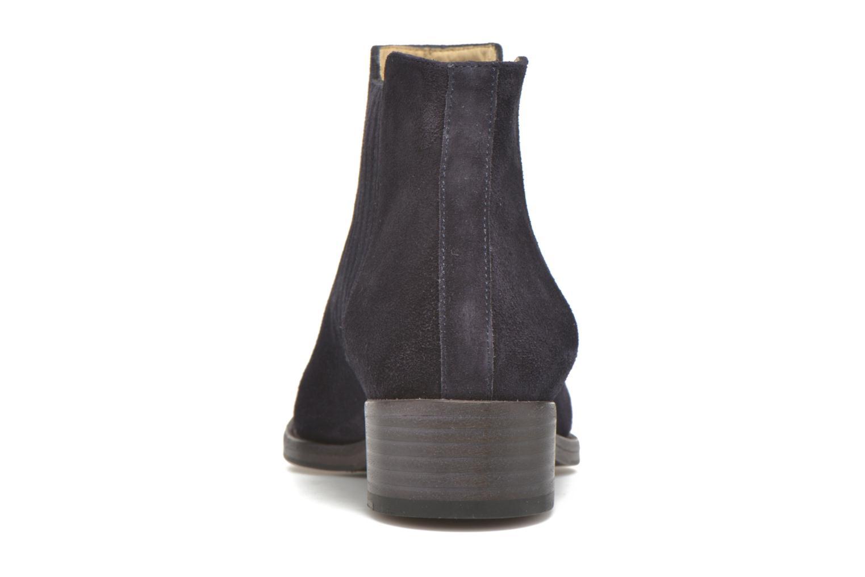 Botines  Free Lance Legend 4 boot elast Azul vista lateral derecha