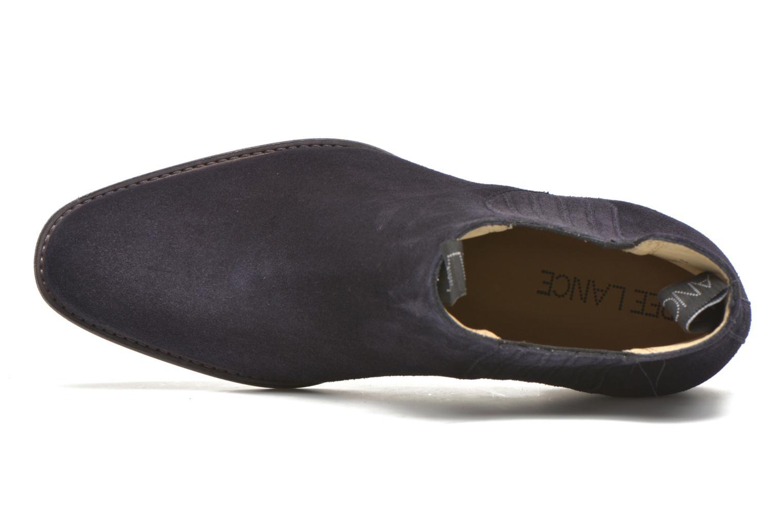 Botines  Free Lance Legend 4 boot elast Azul vista lateral izquierda