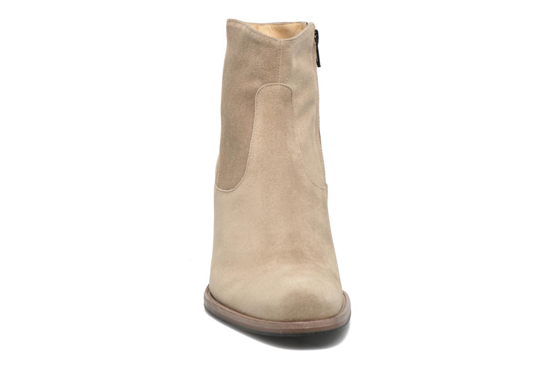 Bottines et boots Free Lance Legend 7 Zip Boot Gris vue portées chaussures