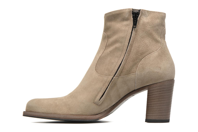 Bottines et boots Free Lance Legend 7 Zip Boot Gris vue face