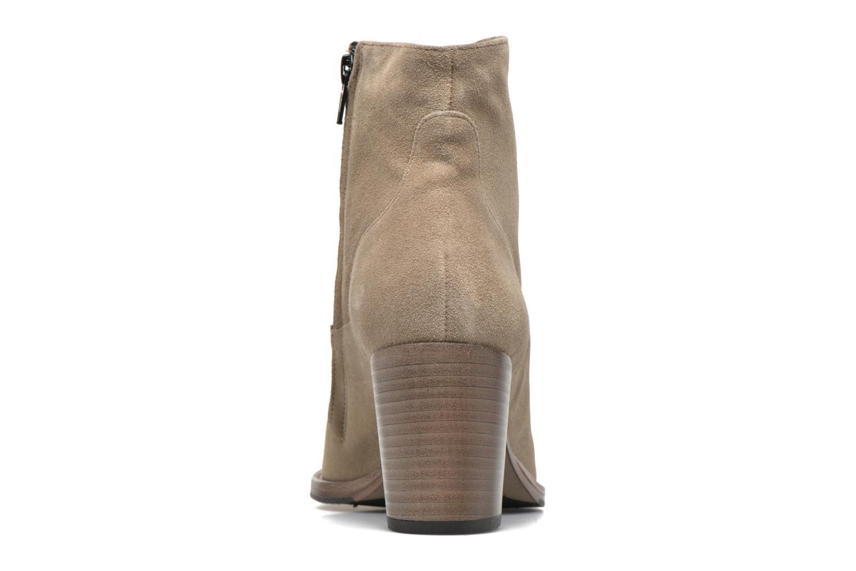 Bottines et boots Free Lance Legend 7 Zip Boot Gris vue droite