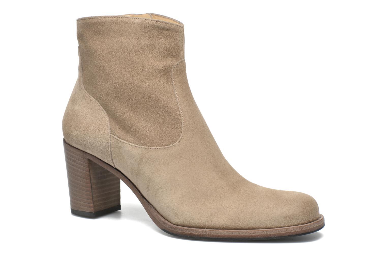Bottines et boots Free Lance Legend 7 Zip Boot Gris vue détail/paire