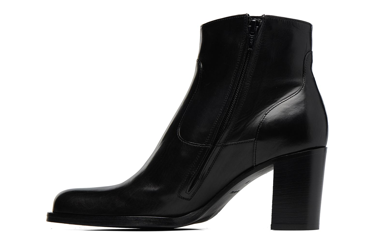 Ankle boots Free Lance Legend 7 Zip Boot Black front view