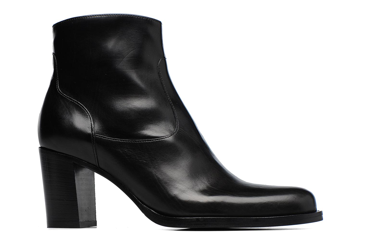 Ankle boots Free Lance Legend 7 Zip Boot Black back view