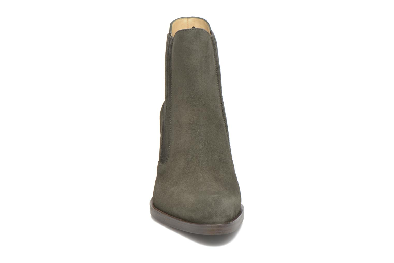 Stiefeletten & Boots Free Lance Paddy 7 boot elast grau schuhe getragen